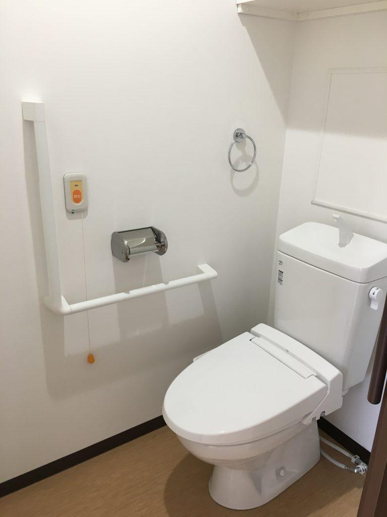げんきヴィレッジ ウォッシュレットトイレ