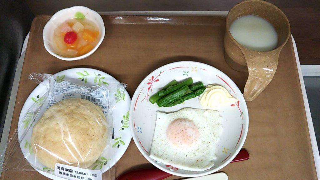 げんきヴィレッジ 朝食